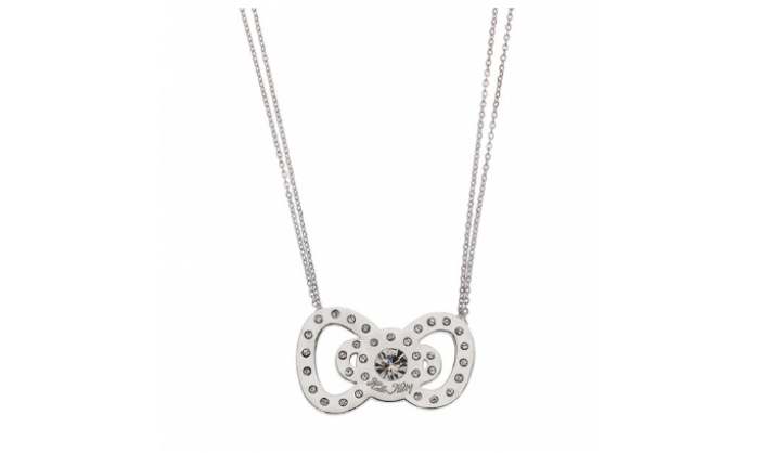 Colgante en plata Hello Kitty 1-1007