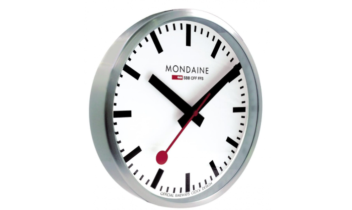 Mondaine pared A990CLOCK16SBB
