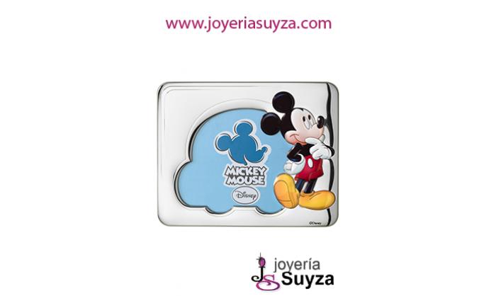 Marco Disney en plata D222/4LC