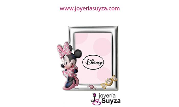 Marco Disney en plata D235/4LRA