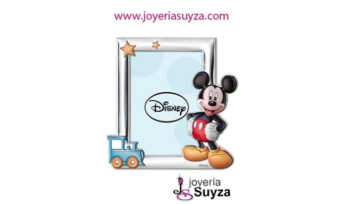 Marco Disney en plata D237/4LC