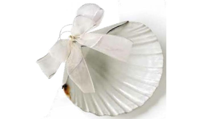 Concha bautismo plata 1SA-FL0009C.B