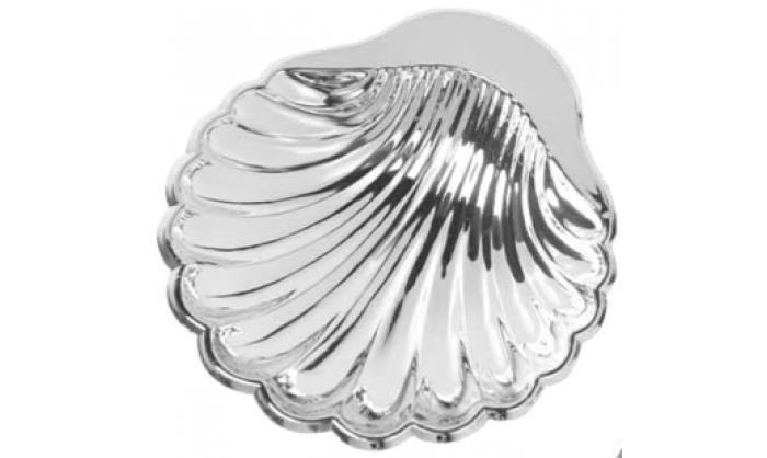 Concha bautismo plata 1SA-FL0026