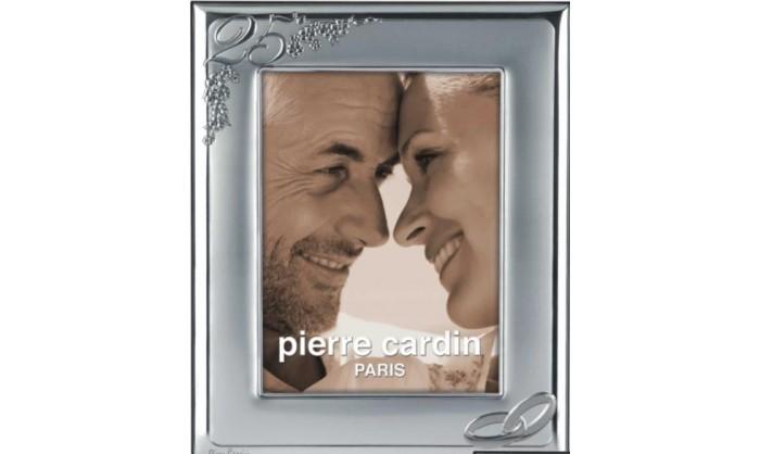 Marco plata 25 Aniversario 15x20 cm 4PC5296.4 Pierre Cardin