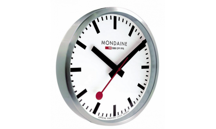 Mondaine pared A995CLOCK16SBB