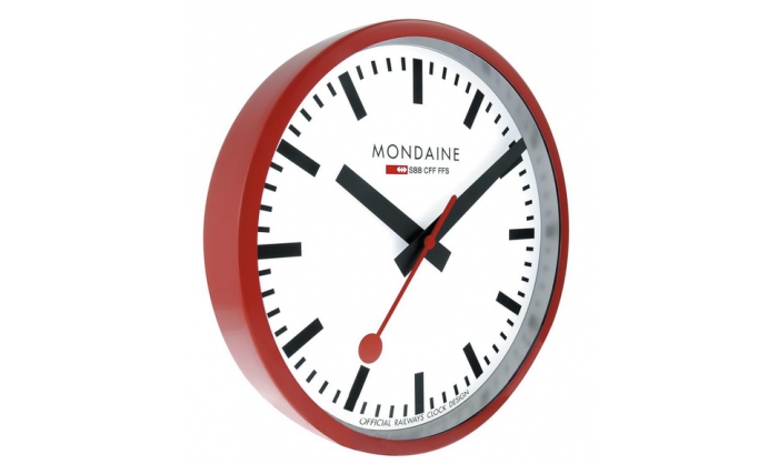 Mondaine pared A990CLOCK11SBC