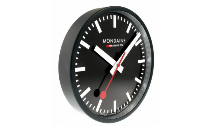 Mondaine pared A990CLOCK64SBB